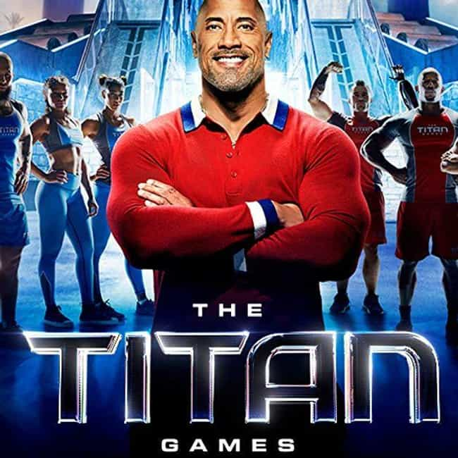 The Titan Games is listed (or ranked) 3 on the list The Best New Reality Competition Shows of 2019