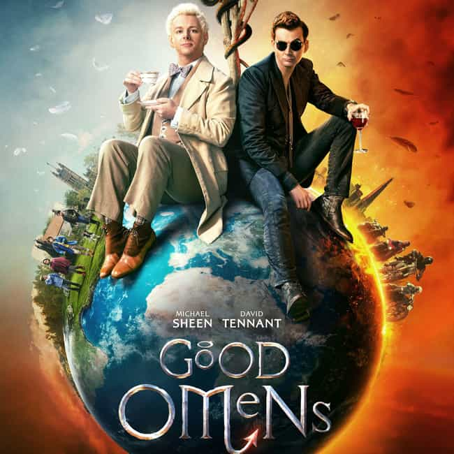 Good Omens is listed (or ranked) 2 on the list The Best Fantasy Shows Based On Books