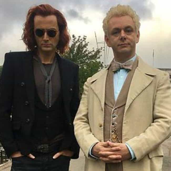 Good Omens is listed (or ranked) 4 on the list The Best New Fantasy TV Shows Of 2019