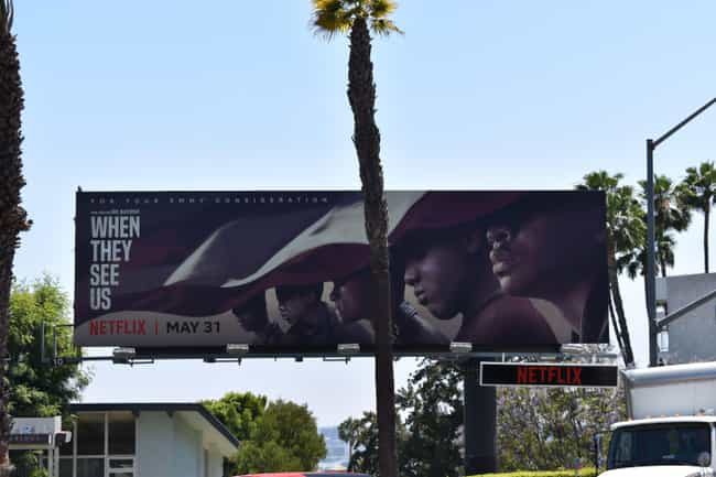 When They See Us is listed (or ranked) 4 on the list The Best Emmy 2019 'For Your Consideration' Ads In Los Angeles