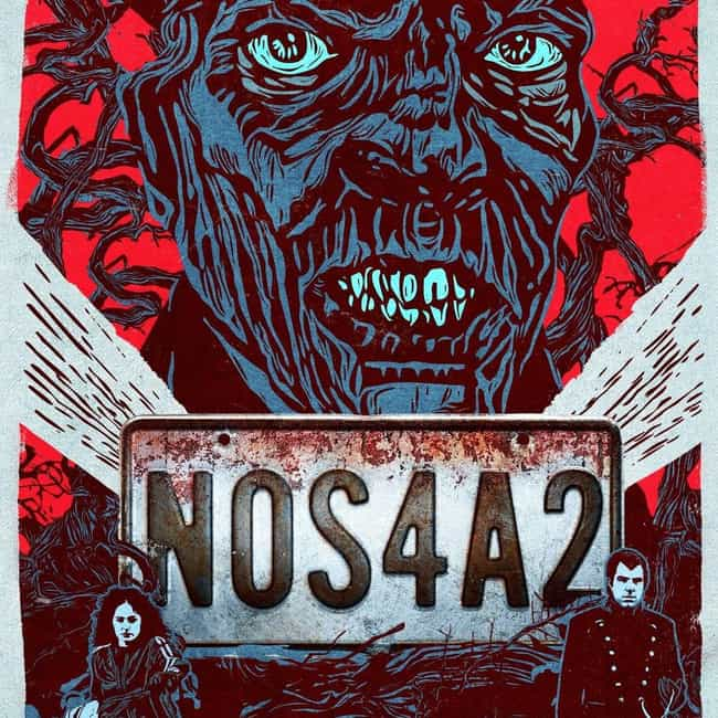NOS4A2 is listed (or ranked) 2 on the list The Best New Horror TV Shows Of 2019