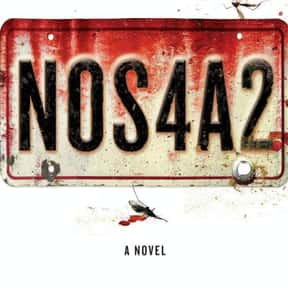 NOS4A2 is listed (or ranked) 25 on the list The Most Anticipated New Shows Of 2019