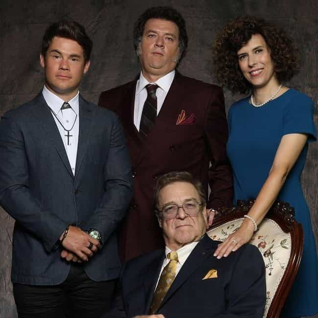 The Righteous Gemstones ... is listed (or ranked) 3 on the list What To Watch If You Love 'Barry'