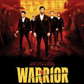 Warrior is listed (or ranked) 3 on the list The Best Martial Arts TV Shows