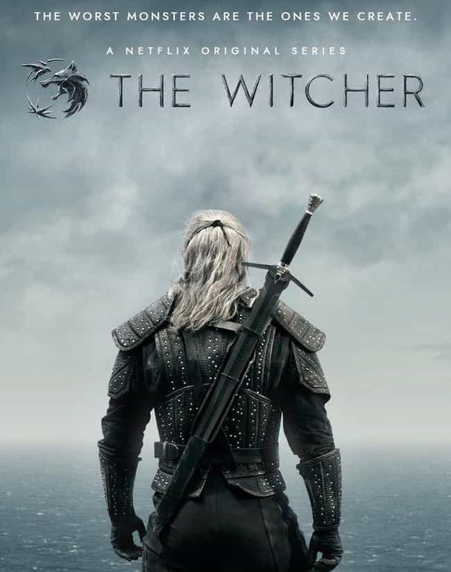 The Witcher is listed (or ranked) 2 on the list The Best Netflix Original Fantasy Shows