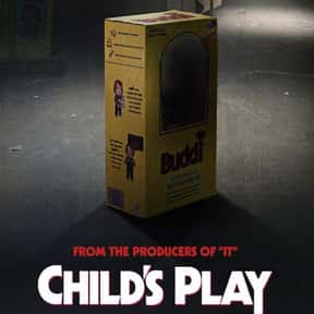 Child's Play is listed (or ranked) 8 on the list The Best Artificial Intelligence Movies