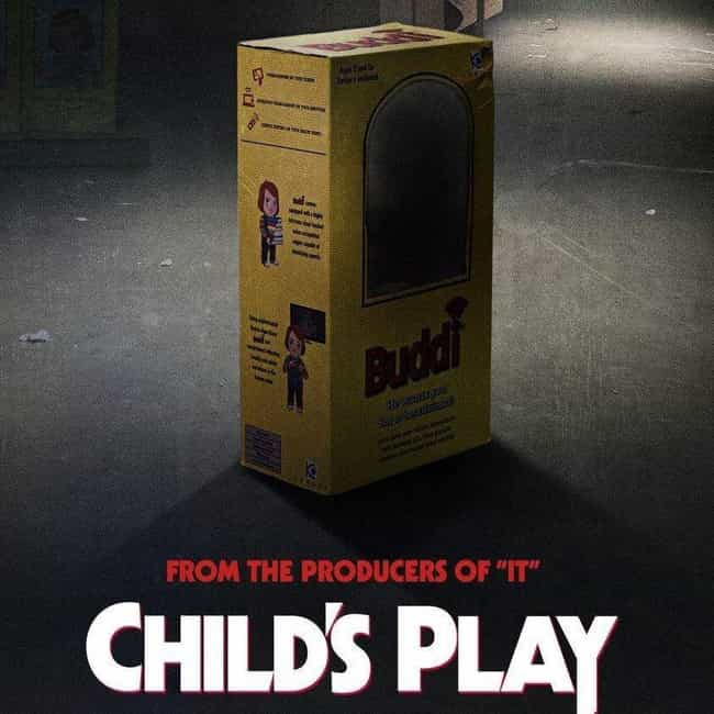 Child's Play is listed (or ranked) 1 on the list The Best Date Movies Out Now