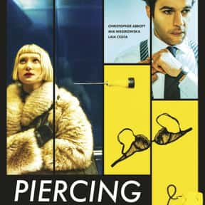 Piercing is listed (or ranked) 10 on the list The Best R-Rated Thriller Movies