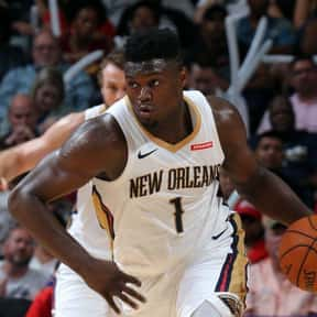 Zion Williamson is listed (or ranked) 23 on the list The Best New Orleans Pelicans of All Time