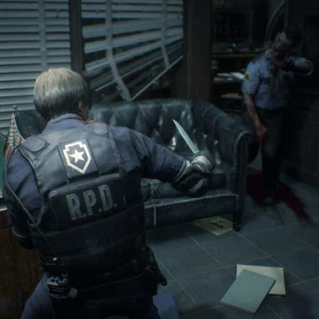 Resident Evil 2 is listed (or ranked) 2 on the list The Best Remakes And Remasters For The PlayStation 4