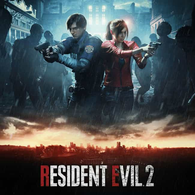 Resident Evil 2 is listed (or ranked) 1 on the list The Best Remakes And Remasters For The PlayStation 4