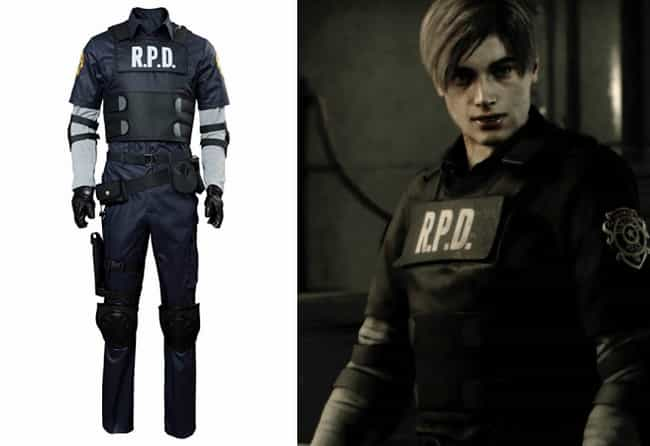 Resident Evil 2 is listed (or ranked) 4 on the list Cool Video Game Costumes That Look Just Like The Character