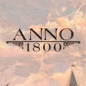 Anno 1800 is listed (or ranked) 17 on the list The Best Building Games On Steam