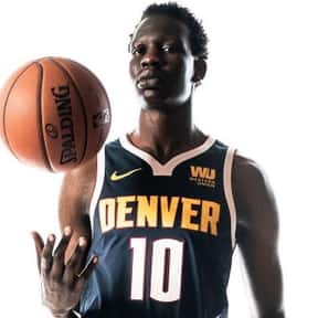 Bol Bol is listed (or ranked) 25 on the list The Most Likable Players In The NBA Today