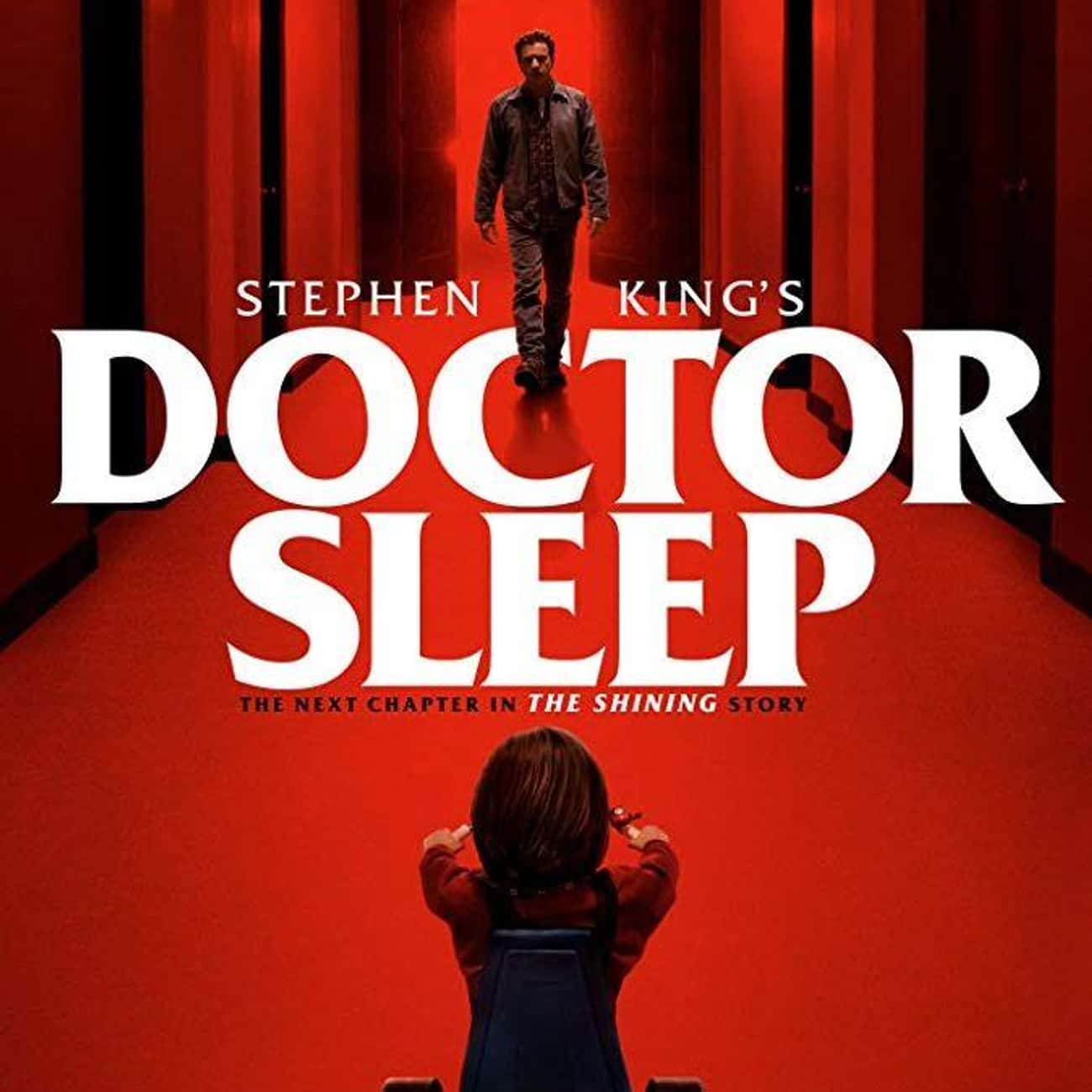 Doctor Sleep is listed (or ranked) 4 on the list What To Watch If You Love 'Castle Rock'