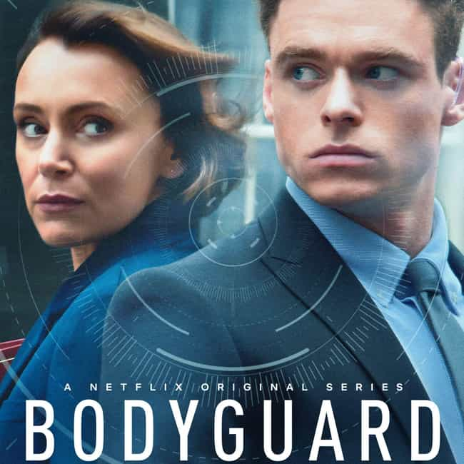 Bodyguard is listed (or ranked) 5 on the list 2019 Golden Globe Best TV Series Nominees