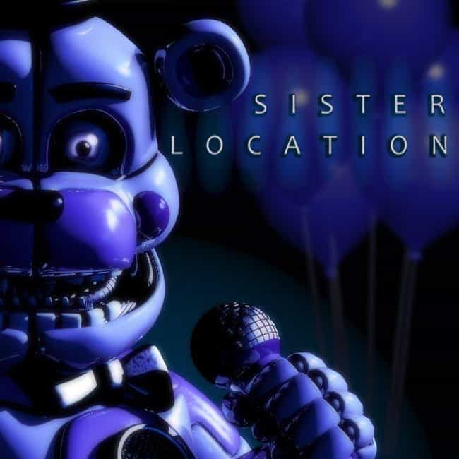 Five Nights at Freddy's: Siste... is listed (or ranked) 3 on the list The Best Five Nights at Freddy's Games