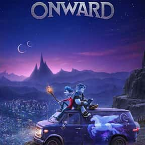 Onward is listed (or ranked) 18 on the list The Best Disney Movies About Family
