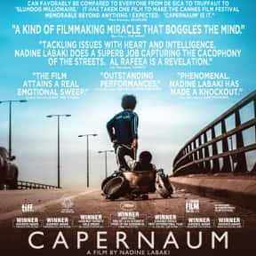 Capernaum is listed (or ranked) 13 on the list The Best Foreign Films Of The 2010s Decade