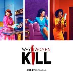 Why Women Kill is listed (or ranked) 10 on the list The Best New Comedy TV Shows Of 2019