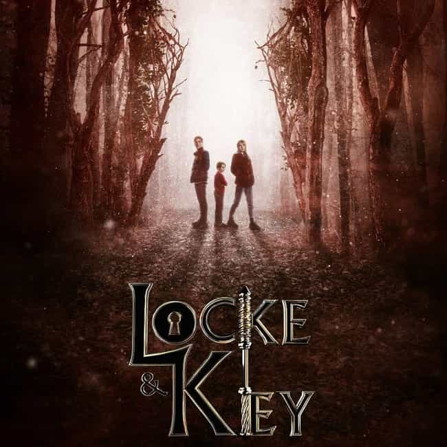 Locke & Key is listed (or ranked) 3 on the list What To Watch If You Love 'Castle Rock'