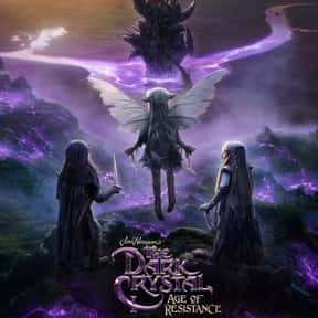 The Dark Crystal: Age of Resis is listed (or ranked) 21 on the list The Best Puppet TV Shows