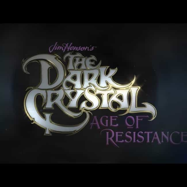 The Dark Crystal: Age of Resis... is listed (or ranked) 1 on the list The Best Netflix Original Fantasy Shows