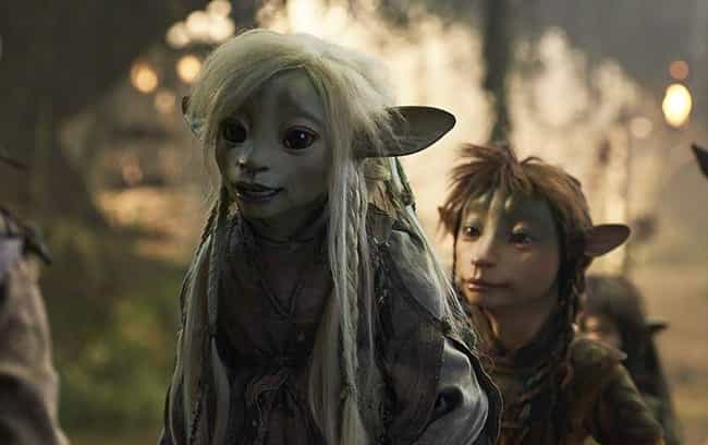 The Dark Crystal: Age of Resis... is listed (or ranked) 4 on the list The Best New Fantasy TV Shows Of 2019