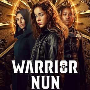 Warrior Nun is listed (or ranked) 14 on the list The Most Anticipated Netflix Shows of 2019
