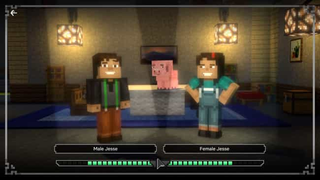 Minecraft: Story Mode is listed (or ranked) 4 on the list The Best Netflix Interactive Content