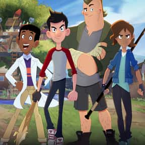 The Last Kids on Earth is listed (or ranked) 21 on the list The Best Animated Shows On Netflix