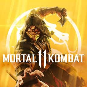 Mortal Kombat 11 is listed (or ranked) 19 on the list The Most Popular Xbox One Games Right Now