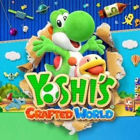 Yoshi's Crafted World is listed (or ranked) 11 on the list The Best Switch Games For Couples