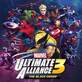 Marvel: Ultimate Alliance 3: T is listed (or ranked) 21 on the list The Best Co-op Games For Nintendo Switch