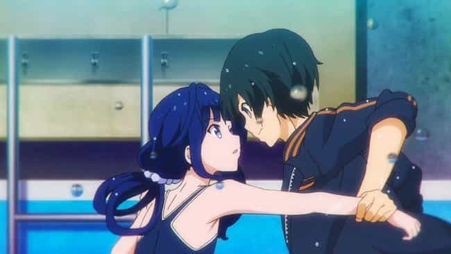 Masamune-kun's Revenge ... is listed (or ranked) 8 on the list The 15 Best Romance Anime Dubs