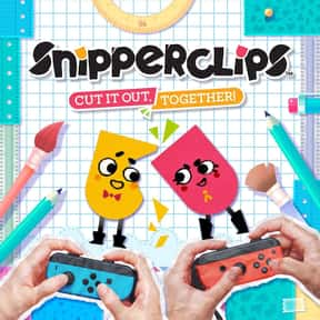 Snipperclips is listed (or ranked) 14 on the list Awesome Games You Need To Play If You Loved 'Wattam'