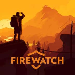 Firewatch is listed (or ranked) 15 on the list Awesome Games You Need To Play If You Loved 'Wattam'