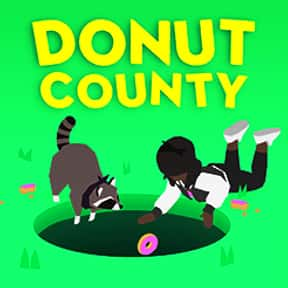 Donut County is listed (or ranked) 16 on the list Awesome Games You Need To Play If You Loved 'Wattam'