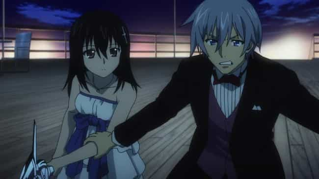 Strike the Blood is listed (or ranked) 2 on the list The 13 Best Vampire Romance Anime