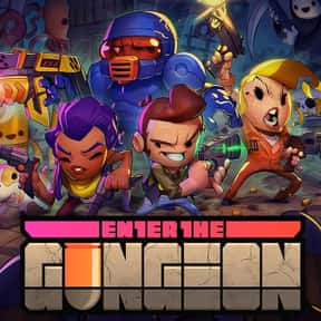 Enter the Gungeon is listed (or ranked) 12 on the list The Best Co-op Games For Nintendo Switch