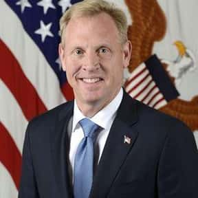 Patrick M. Shanahan is listed (or ranked) 16 on the list The Current Presidential Line of Succession