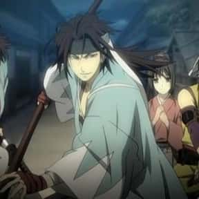 Hakuouki is listed (or ranked) 11 on the list The Best Anime Like Yona of the Dawn