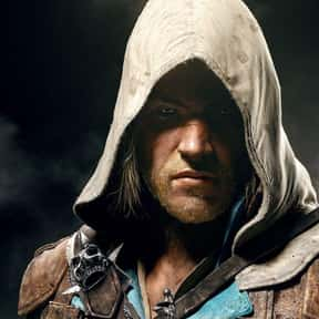 Edward Kenway is listed (or ranked) 15 on the list The Most Hardcore Video Game Heroes of All Time