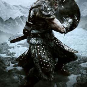 The Dragonborn is listed (or ranked) 12 on the list The Most Hardcore Video Game Heroes of All Time