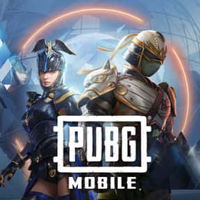 PUBG Mobile is listed (or ranked) 1 on the list The Best Free To Play Games Right Now