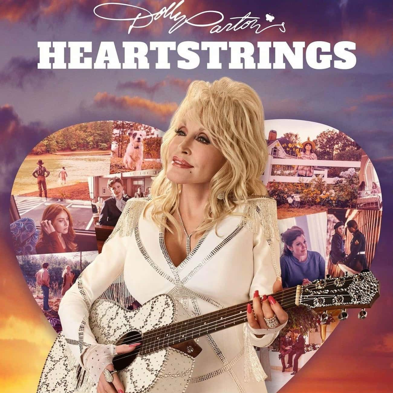 Dolly Parton's Heartstrings is listed (or ranked) 1 on the list What To Watch If You Love 'Modern Love'