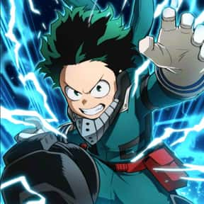 Izuku Midoriya is listed (or ranked) 12 on the list The Best Short Anime Characters of All Time