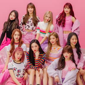 Cherry Bullet is listed (or ranked) 19 on the list The Best K-pop Girl Groups Of All-Time