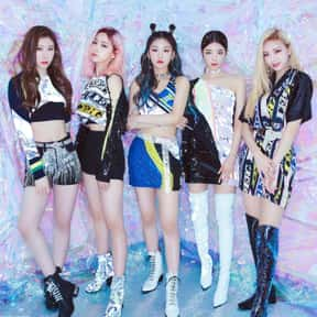 ITZY is listed (or ranked) 8 on the list The Best K-pop Girl Groups Of All-Time