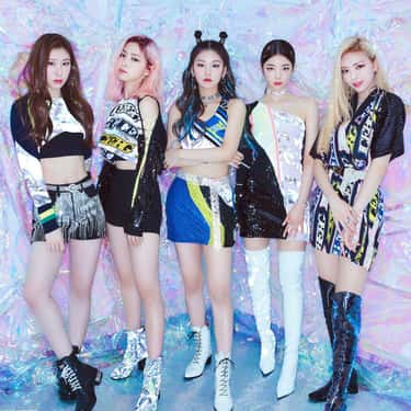 ITZY is listed (or ranked) 2 on the list The Best K-pop Girl Groups With 5 Members